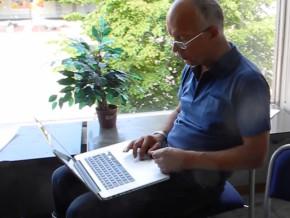 Steigan i arbete i Degerfors 2012