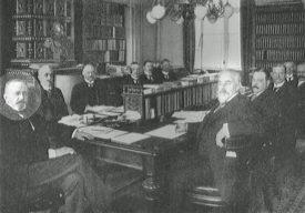 Regeringen_Hammarskjold