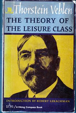 Thorstein-Veblen-bok