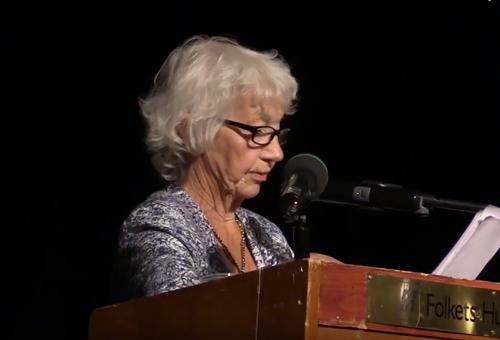 Anna Lisa Eneroth, Ordförande för Internationella kvinnoförbundet för fred och frihet