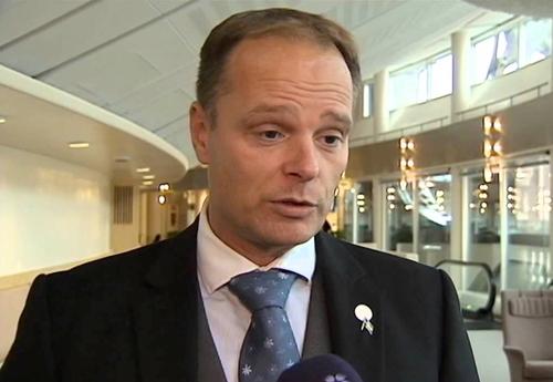 Stefan Jakobsson (SD), skolpolitisk talesman