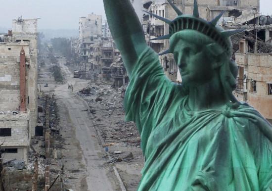 USA-Syrien