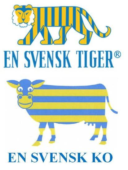 svensk tiger ko