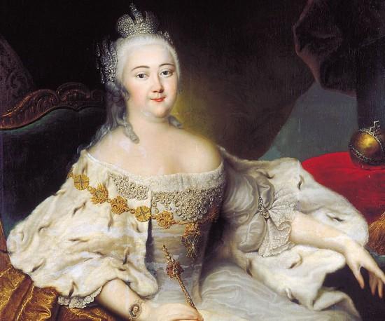 Elisabeth av Ryssland