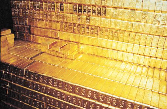 Fort Knox – möjligen förfalskade guldtackor