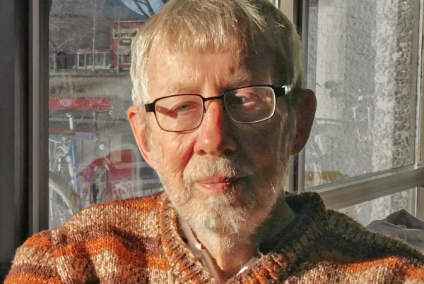 Mats Parner, den långlöpande skribenten