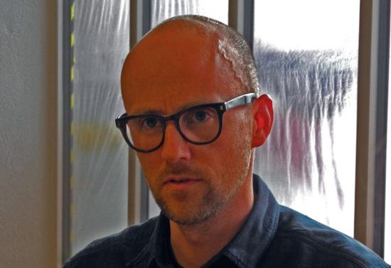 FiB/Ks nye ordförande Pelle Sunvisson