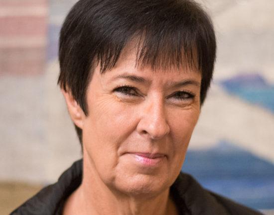 Mona Sahlin 2015 på en bild från Wikipedia