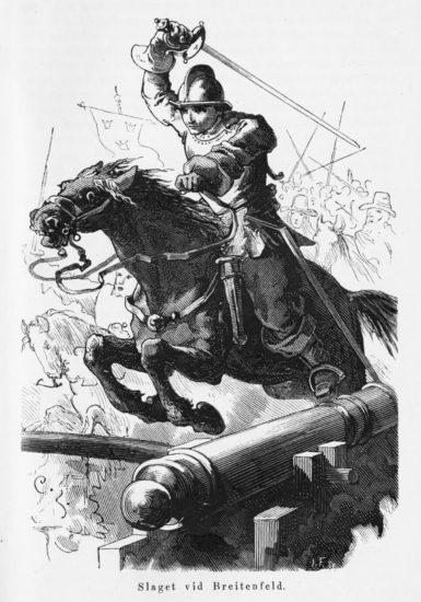 Slaget-vid-Breitenfeld