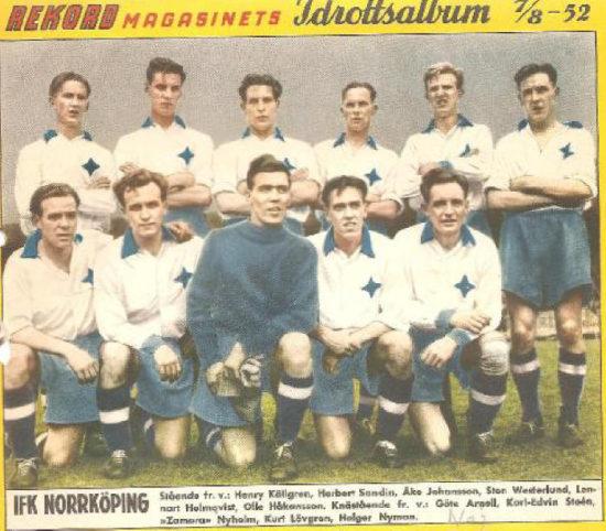 32-1952 IFK Norrk.