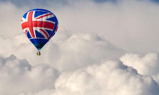 brexit ballon