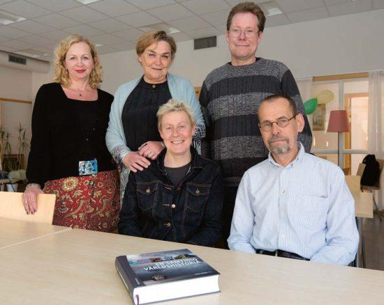 Teamet bakom boken. Maria Sjöberg, professor i historia (redaktör).