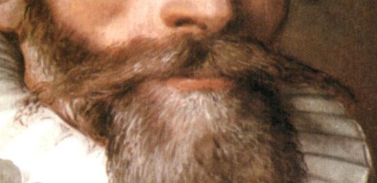 Kepler-mustasch