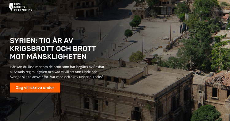 Kemvapenattackerna i Syrien
