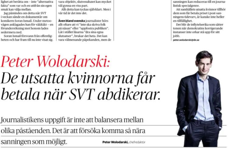 "Wolodarski och ""sanningen"""