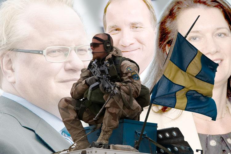Åtala statsministern, utrikesministern och försvarsministern!